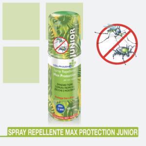Spray antizanzare bambini