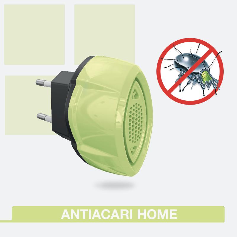 Antiacaro, dispositivo per ambienti