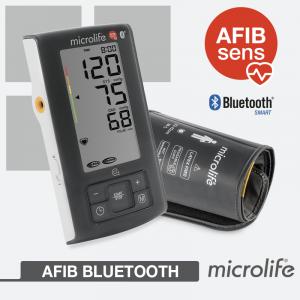 misuratore di pressione e fibrillazione atriale bluetooth
