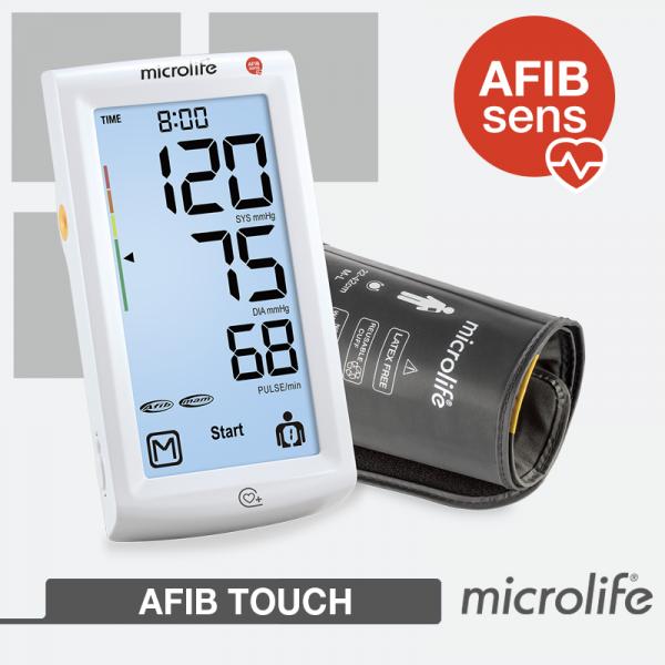 misuratore di pressione e fibrillazione atriale