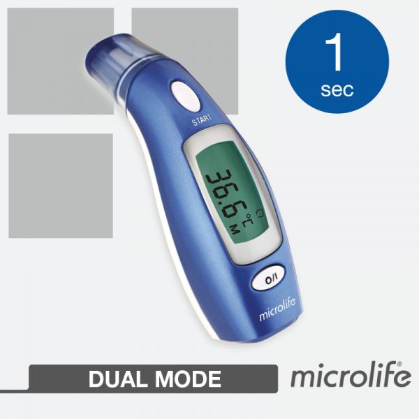 termometro auricolare e frontale