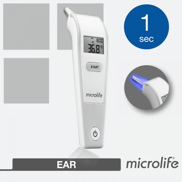 termometro auricolare