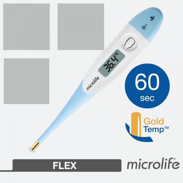 termometro digitale flessibile