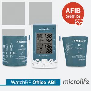 misuratore di pressione professionale per screening cardiovascolare