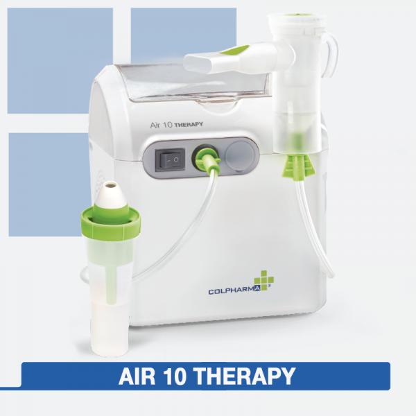 aerosol e doccia nasale per uso intensivo